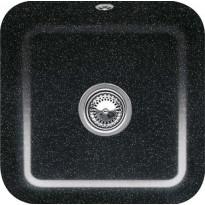 Keittiöallas Villeroy & Boch Cisterna 50 Chromit Metallinhohto musta CeramicPlus