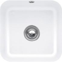 Keittiöallas Villeroy & Boch Cisterna 50 Alpin White, valkoinen, CeramicPlus