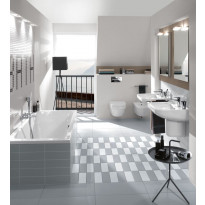 Kylpyamme Villeroy & Boch Architectura, 1500x700mm, valkoinen
