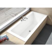 Kylpyamme Villeroy & Boch Legato, 1900x900mm, valkoinen