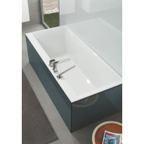 Kylpyamme Villeroy & Boch Squaro Edge 12, 1700x750mm, valkoinen
