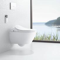 Elektroninen pesevä WC-istuin Villeroy&Boch ViClean-L, V02EL401, valkoinen, Verkkokaupan poistotuote