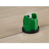 Laatantasaussylinteri Profilpas Klick Level, suojalevyllä, 50kpl