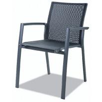 Tuoli Vipex Home A005, musta