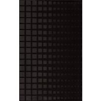 Keraaminen seinälaatta Kwant Czarny 25x40cm, musta