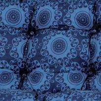 Keinun pehmustesarja Varax Riviera kangas 67B sininen