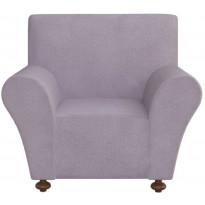 Venyvä sohvan suojapäällinen polyesteri harmaa