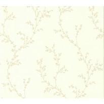 Tapetti 1838 Wallcoverings Milton, kerma/beige, 0,52x10,05m