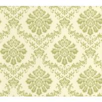 Tapetti 1838 Wallcoverings Broughton, vihreä, 0,52x10,05m