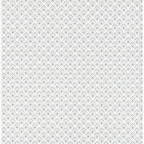 Tapetti 1838 Wallcoverings Gio, hopea, 0,52x10,05m