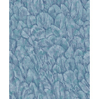 Tapetti 1838 Wallcoverings Tranquil, sininen, 0,52x10,05m