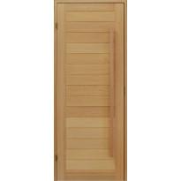 Saunan ovi Prosauna Naava, 9x19, tervaleppä