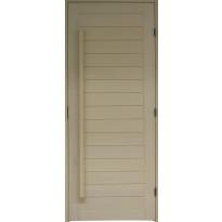 Saunan ovi Prosauna Naava, haapa, 9x19