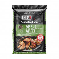 Pelletti Weber SmokeFire Apple, omena, 9kg