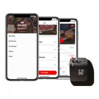 Grillausapuri Weber Connect Smart Grilling Hub