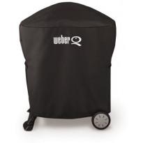 Grillin suojapeite Weber Premium erikoispitkä Q 1000/100-2000/200 -sarjaan