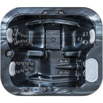 Ulkoporeallas Wellspa Aqua Premium, 860x2080x1800mm