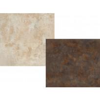Välitilan laminaatti Westag & Getalit AG, Beige sementti / Ruskea ruoste, 4100x660x3 mm