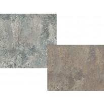 Välitilan laminaatti Westag & Getalit AG, Harmaa sementti / Ruskea sementti, 4100x660x3 mm