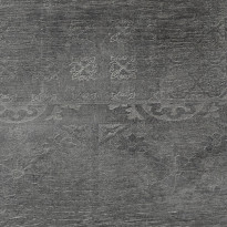 Välitilan laminaatti Westag & Getalit AG, tummanharmaa ornamentti, 650 x 3650 x 3mm