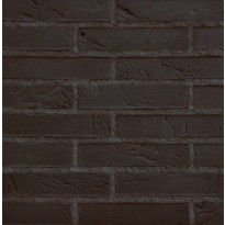 Julkisivutiili Wienerberger TERCA MRT 60, 285x85x60mm, grafiitinmusta, retro, 91 kpl/lava