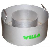 Puskuriallas Willa harmaavesisuodattimeen