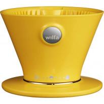 Suodatinsuppilo Pour Over Wilfa Svart, keltainen
