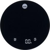 Keittiövaaka Wilfa WSS-2 Bluetooth, musta