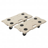Muuttovaunu Wolfcraft 5543000, FT 400, Puzzle Boards