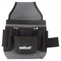 Työkalulaukku Wolfcraft 5584000, vyö/hihnakiinnitys