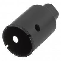 """Timanttipinnotteinen reikäsahanterä """"Ceramic"""", ø40mm, leikkaussyvyys 45mm"""