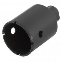 """Timanttipinnotteinen reikäsahanterä """"Ceramic"""", ø45mm, leikkaussyvyys 45mm"""