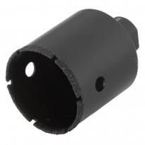 """Timanttipinnotteinen reikäsahanterä """"Ceramic"""", ø50mm, leikkaussyvyys 45mm"""