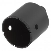 """Timanttipinnotteinen reikäsahanterä """"Ceramic"""", ø54mm, leikkaussyvyys 45mm"""
