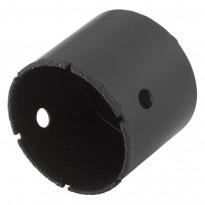 """Timanttipinnotteinen reikäsahanterä """"Ceramic"""", ø60mm, leikkaussyvyys 45mm"""