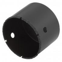 "Timanttipinnotteinen reikäsahanterä ""Ceramic"", M14, ø68mm, leikkaussyvyys 45mm"