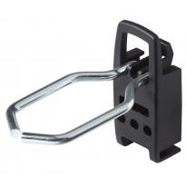 Silmukkakoukku reikätauluun Wolfcraft, 35x35mm, 5 kpl/pkt