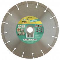 Timanttilaikka Wolfcraft 8324000 Pro Universal, 230mm