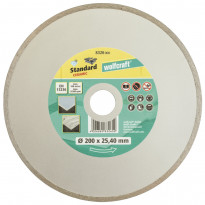 Timanttilaikka Wolfcraft 8326000 Standard Ceramic, 200mm