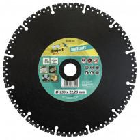 Timanttilaikka Wolfcraft 8335000 Pro Multi, 230mm