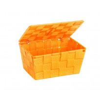 Kori kannella Wenko Adria 19x14x10 cm oranssi