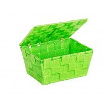 Kori kannella Wenko Adria 19x14x10 cm vihreä