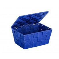 Kori kannella Wenko Adria 19x14x10 cm sininen