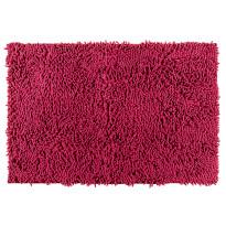 Kylpyhuonematto Wenko Chenille punainen