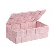 Kori kannella Wenko Adria Mini 18x10x6 cm roosa