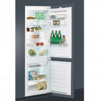 Jääkaappipakastin  ART 6601/A+, integroitava. 195/80l, Tammiston poistotuote