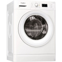 Edestä täytettävä pesukone Whirlpool FWL71452W EU, 1400 rpm, 7kg