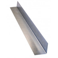 Kipsilevyn kulma-aluspelti Warma, 50x50x2600mm