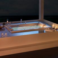 Poreamme Westerbergs Pacific 190SQ Comfort 2.0 + lämmitin