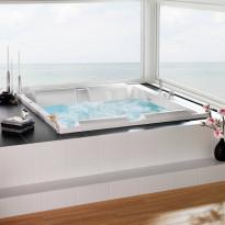 Poreamme Westerbergs Pacific 180SQ Comfort 2.0 + lämmitin